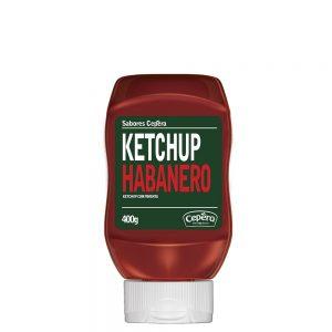 Ketchup-Habanero-400g