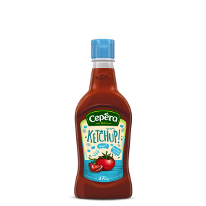 Ketchup Light 370g