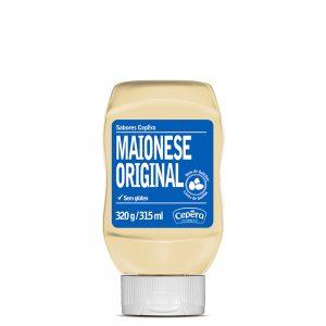 maionese original sabores cepera