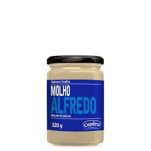 Molho Alfredo Sabores Cepera