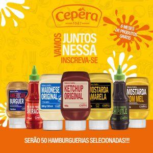 Vamos Juntos Nessa #cepiranacepera